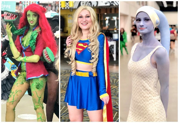 Top 10 cosplayers we spotted at Michigan Comic Convention 2019