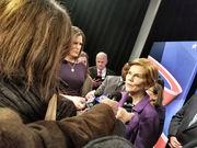 US Senate race: Elizabeth Warren and challenger Geoff Diehl tangle over birthright citizenship