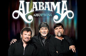 Fort Payne's own Alabama will headline the concert at Jacksonville State University. The Sept. 26 show will be the first time this year the band has performed in the state it's named for.