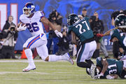 Eagles 24, Giants 6: 5 halftime takeaways featuring Saquon Barkley, Carson Wentz, Nelson Agholor and more