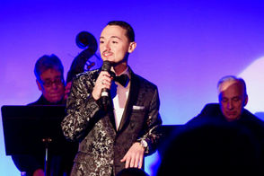 """STATEN ISLAND, N.Y. -- Catch Charlie Romo's back-by-popular-demand dinner show Friday, Oct. 19 ,in Lorenzo's Cabaret at the Hilton Garden Inn, where the contemporary crooner will perform classic hits as if they were brand new. Romo will be joined by Michelle DellaFave (former """"Golddigger"""" & """"Dingaling Sister"""" from The Dean Martin Show) and Kea Chan (Filipino Performer of the Year Award Winner.) His high-energy stage performances harken back to another area when legendary artists performed some of the greatest tunes of all times — setting his own standard of excellence. Romo will be backed by band members on piano, bass, drums, guitar, sax, flute, clarinet, trumpet and trombone."""