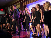 Inaugural 'Minty Awards Student Cabaret' wows big crowd at Lorenzo's Cabaret