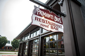 """131 W. Chocolate Ave. The Pittsburgh-based chain celebrated its 44th restaurant Sept. 26 at Hershey Towne Square with tailgating and a sandwich giveaway. Primanti Bros. has been expanding its reach in recent years. It opened a restaurant in Lancaster in 2017 in and also operates outlets in York and State College.Rumors about the chain openingin the Harrisburg region have been circulating for several years. Memorabilia fills the walls and includes a Hershey Bears' jersey and player photos. Even Milton S. Hershey sneaks into the restaurant as one of the Pennsylvania celebrities recognized on a mural. It serves """"Almost Famous"""" sandwiches piled with french fries and coleslaw. Pick from kielbasa and cheese, oven-roasted turkey, pastrami or Pitts-Burger, made from a seasoned hamburg steak."""