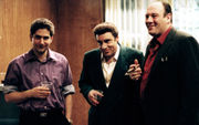 What's your 'Sopranos' nickname? Johnny Breadsticks? Jenny Two Times? HBO hands out gangster-inspired monikers