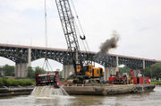 Cuyahoga River sediment remains tainted with PCBs, latest tests find