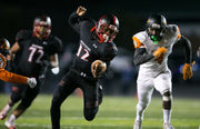 Imhotep Charter freshman Shafeek Smith picks up first offer
