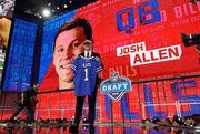 Will Buffalo Bills QB Josh Allen record any starts as rookie? History says yes