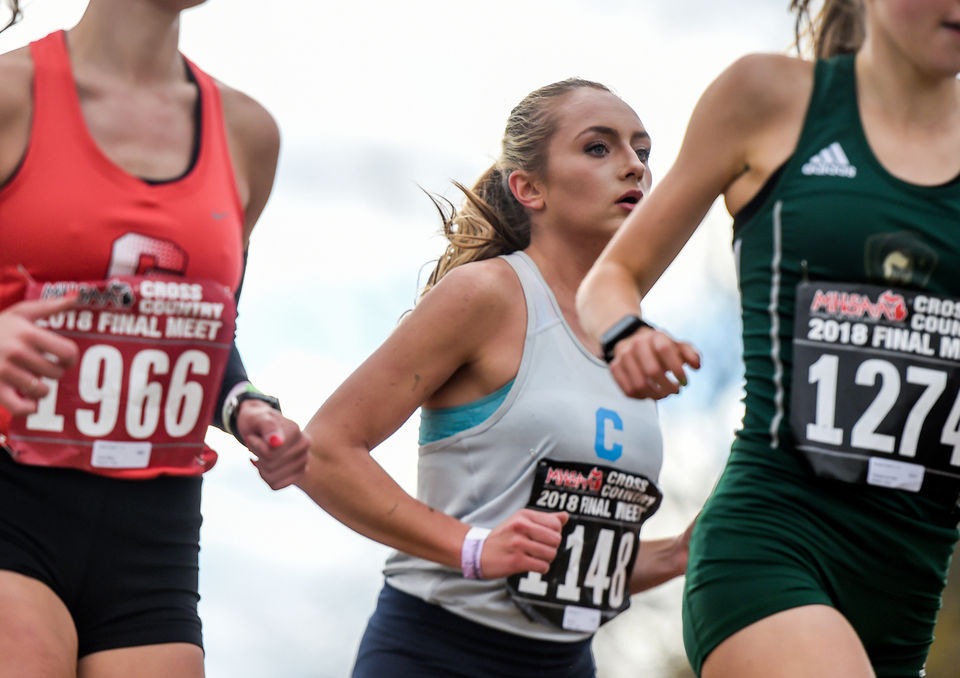 Fastest runners in state deliver fantastic finish at girls