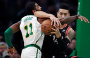Kyrie Irving knows exactly what he's doing, plus 10 things we learned from Boston Celtics vs. Toronto Raptors