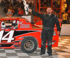 By Lee Thompson   lthomps2@mlive.com Follow on Twitter AUBURN, MI -- Seven drivers raced off with track titles on championship night at Tri-City Motor Speedway. But only one did it from Victory Lane. Nate Jones completed his bid for the Modified season points crown in fitting fashion, driving to victory on the final night of the regular season at the Auburn track. Jones was joined in the championship circle by fellow Tri-City Motor Speedway point winners Andrew Terrill in Late Model, Eric Lake in Street Stock, Kendall Morrison in Pro Stock, John Staszak in Bomber Stock, Addison Clink in Mini Wedge Junior and Cole Doty in Mini Wedge Senior. Jones was the lone champion to cap his crown with a victory on Championship Night -- and he did it in thrilling fashion. Jones trailed Matt Szecsodi by a single point entering the finale, and a star-studded field descended upon Tri-City -- including A.J. Ward in pursuit of his 100th career IMCA Modified victory. After starting mid-pack, Jones powered to the front by Lap 5. A restart bunched the field and gave Ward a shot to pull off his milestone victory, but this night -- and this championship -- would belong to Jones. He cashed in for his seventh win of the season and his second Tri-City championship. Jones was joined in Victory Lane by race winners Timmy Near in Late Model, Jake Thompson in Street Stock, Chris Malek in Pro Stock, Josh Charbonneau in Bomber Stock, Kyron DeShano in Mini Wedge Junior and Easton Murry in Mini Wedge Senior. Racing continues at the Auburn track, with the first TCMS Ring of Fire eliminator race set for Friday, Aug. 24. Group qualifying and Australian Pursuits help shape the fields for Late Models, Street Stocks, Pro Stocks and Bomber Stocks. Fireworks are scheduled throughout the evening. The Great Lakes Super Sprints and Outlaw Late Models take to the track in two weeks in a bid for the track records. The following was submitted by Roger Williams on behalf of Tri-City Motor Speedway: