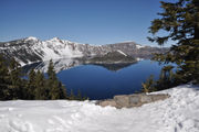 Road to Crater Lake closed due to 'human waste buildup'