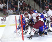 Matt Murray posts shutout in UMass hockey's win over UMass Lowell