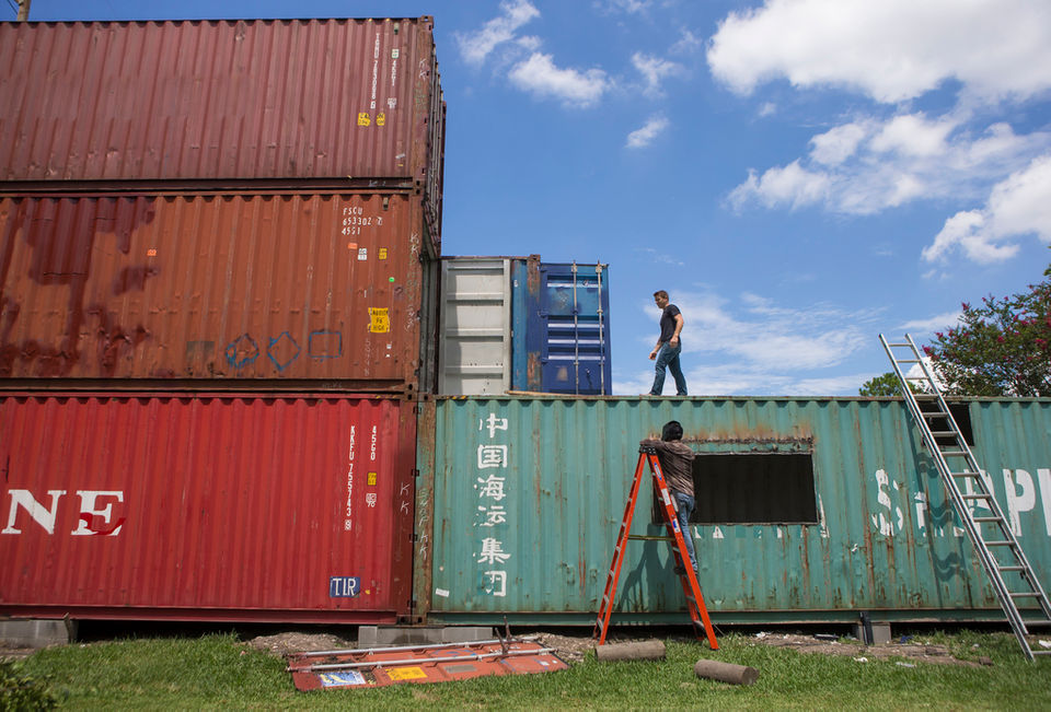 Shipping Container Home One Of 8 Included In Weird Homes Tour Nola Com