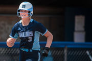 Muskegon Mona Shores' Taylor Dew hits homer No. 50 to break state's career record