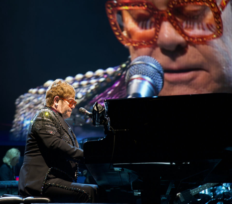 Elton John S Farewell Tour Hits Portland For His Last Ever
