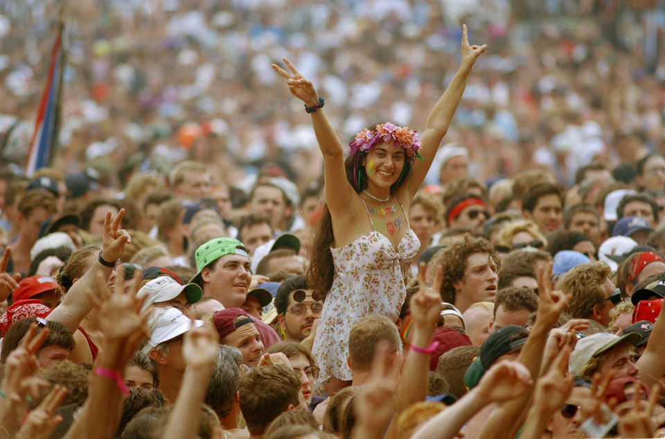Woodstock 50th anniversary concert in works