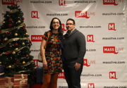 Seen@ MassLive's 2017 holiday party 'Toy for Joy' photo booth