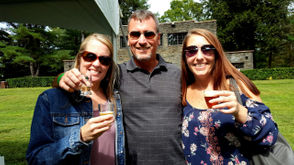 The 3rd annual Brew Fest at Look Park Saturday in Northampton featured the Pioneer Valley's top breweries.