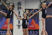 Young cheering all stars reach the Summit in Disney World