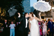 Travers Mackel and Meg Gatto wed in superlative New Orleans style