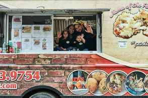 STATEN ISLAND, N.Y. -- Through heatwaves, rainstorms and even a pregnancy Jamie and Frank Melisi toiled for the last three years on their food truck Cheech A Cini's Truckin' Trattoria. The couple has loved their mobile restaurant life and, most especially, loyal patrons who enjoyed their Italian meals at 1322 Travis Ave. at the Mid-Island Babe Ruth League.  The truck's official last day at its Travis site is Friday, Oct. 19 from 11 a.m. to approximately 5 p.m. After that, the Melisis have one final food performance selling at P.S. 9's Pumpkin Smash on Saturday, Nov. 3 at 1055 Targee St., Concord.