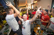 At New Orleans' World Cup headquarters, expatriates embrace the city