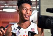In Photos: Syracuse basketball media day 2018