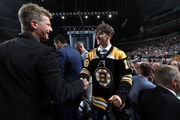2018 NHL Draft: Boston Bruins take Axel Andersson in 2nd round, full draft class announced