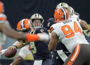10 things we learned from the Saints' 21-18 win against the Cleveland Browns