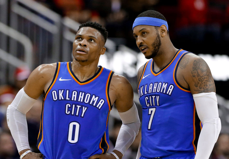 43b1537c41a OKC Thunder announcer under fire for 'cotton-picking' comment about ...