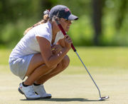 Alabama women's golf leads after SEC championship day 1
