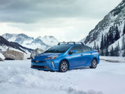 Toyota introduces first Prius AWD, hybrid Corolla models at LA auto show