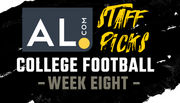 Week 8 AL.com staff picks of 2018 college football season