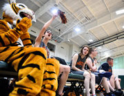Everybody's a winner at the Unified Basketball Event at Le Moyne College
