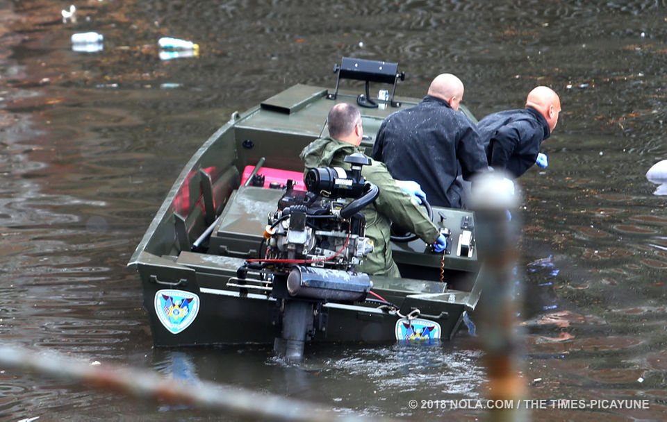 Body found in 17th Street Canal