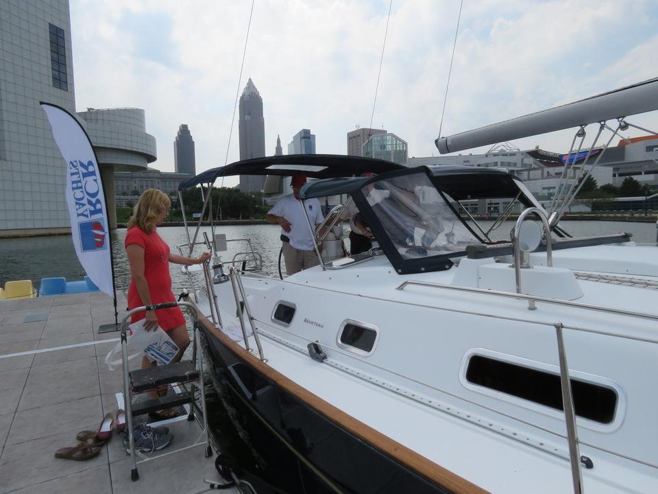 Get a last hit of summer at Progressive North Coast Boat Show
