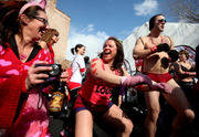 Party in your underwear: Cupid's Undies Run annual bash hits Cleveland
