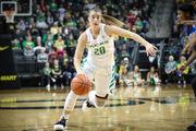 Sabrina Ionescu has triple-double despite career-low shooting as Oregon women's hoops beats Buffalo