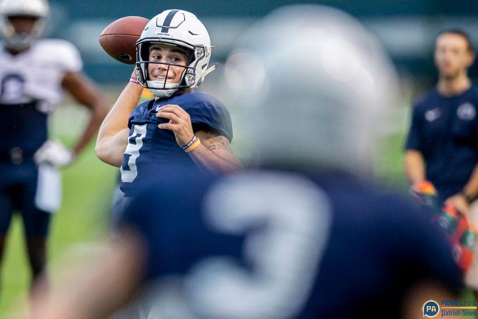 Penn State practice, Oct. 10, 2018
