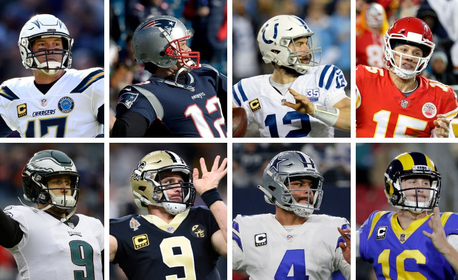 cb071558d NFL playoffs 2019  UPDATED Super Bowl betting odds