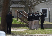 Suspect was hiding in basement during standoff with police, no weapon found