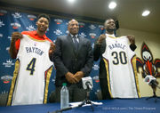 Pelicans shift into high gear with Julius Randle, Elfrid Payton additions