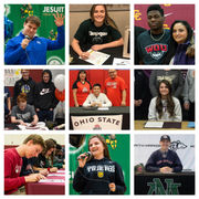 PHOTOS: Oregon, SW Washington athletes sign with colleges on National Signing Day 2019