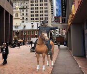People can tour Boston with Benjamin Franklin, interact with history through Dreamland Wax Museum app