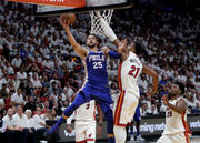 Joel Embiid is 'not here to make friends' in return to Sixers and more NBA playoffs news