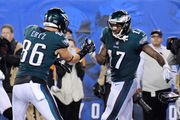 How do the Philadelphia Eagles stack up with the rest of the NFC through Week 6?