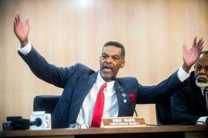 Flint City Council votes holds council election, addresses public