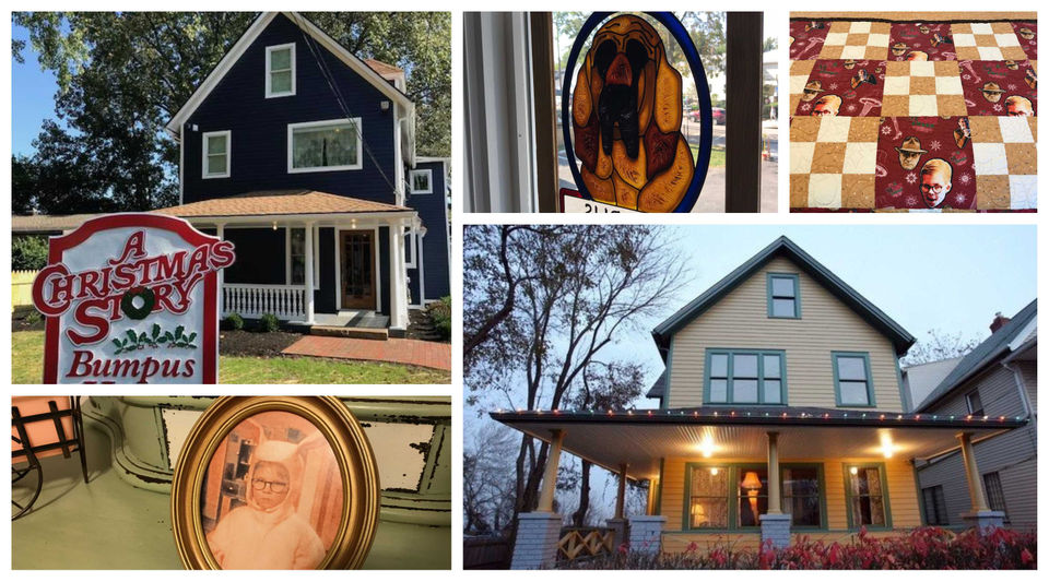 first look bumpus house to open next to a christmas story house in tremont