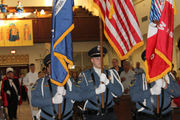 Westwego church honored servicemen with Veterans Day Mass