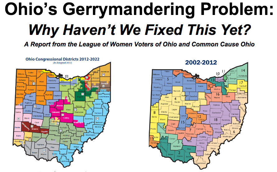 The story of secret deals & careful calculations that went into GOP's effort to gerrymander Ohio's (now ruled illegal) congressional district map